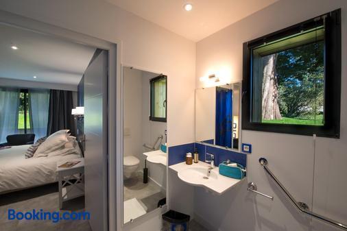Manoir Des Eperviers - Gestel - Bathroom
