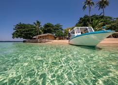 Onong Resort - Manado - Näkymät ulkona