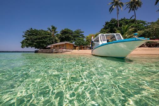 Onong Resort - Manado - Outdoors view