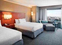 Courtyard by Marriott Indianapolis Downtown - Indianapolis - Bedroom