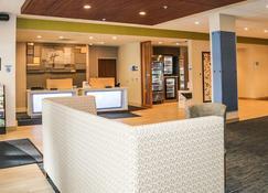 Holiday Inn Express & Suites Kingston-Ulster - Lake Katrine - Rezeption