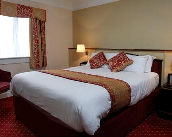 Best Western Crewe Arms Hotel - Crewe - Bedroom