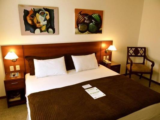 HM 國際大酒店 - 瓜亞基爾 - 瓜亞基爾 - 臥室