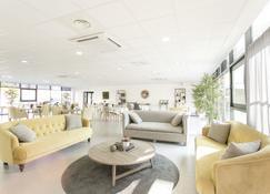 Zenao Appart'hotel Mulhouse - Mylhúzy - Lounge