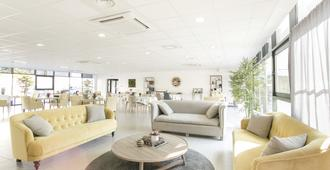 Zenao Appart'hotel Mulhouse - Mulhouse - Lounge