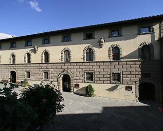 Palazzo Squarcialupi - Castellina in Chianti - Edificio
