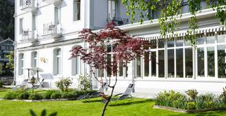 Boutique Hotel Bellevue - Interlaken - Gebouw