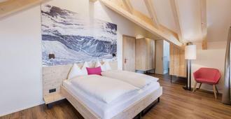 Berghotel Randolins - Sankt Moritz - Schlafzimmer