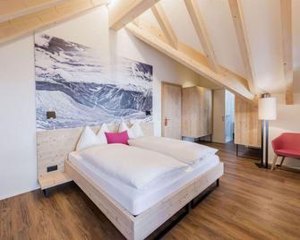 Berghotel Randolins - St. Moritz - Bedroom