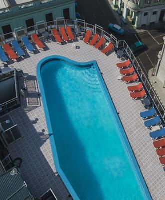 Hotel Deauville - Αβάνα - Πισίνα