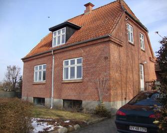 Klosterpensionen Annex - Віборг - Building