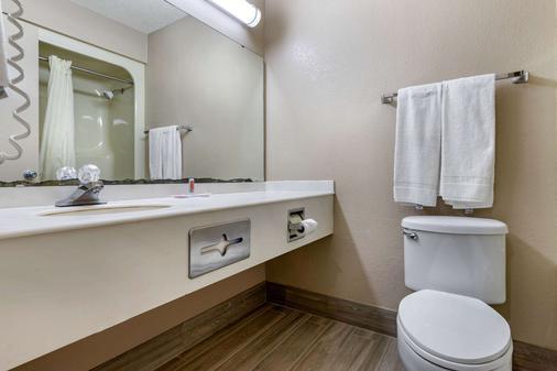 Econo Lodge - Florence - Bathroom