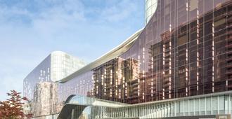 JW Marriott Parq Vancouver - Vancouver - Toà nhà