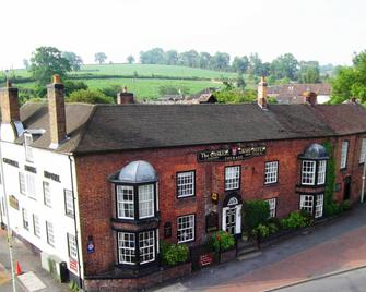 The Gaskell Arms Hotel - Much Wenlock - Building