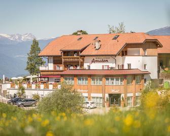 Hotel Amaten - Brunico - Edificio