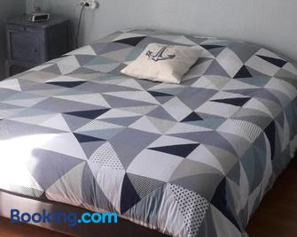 Gîte de la Bigaillonne - Аржантон-сюр-Крез - Bedroom