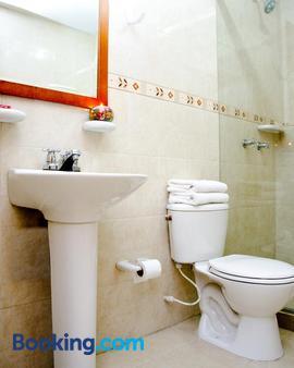 Hotel Casa La Riviera - Bogotá - Bathroom