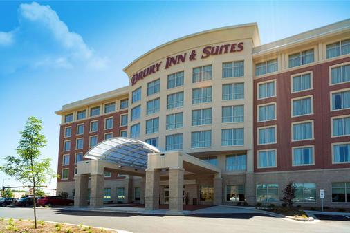 Drury Inn & Suites Burlington - Burlington - Building