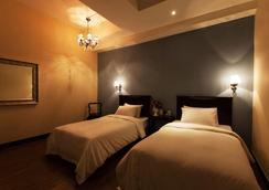 648飯店 - 首爾 - 臥室