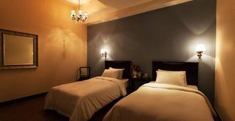 Hotel 648 - Σεούλ - Κρεβατοκάμαρα