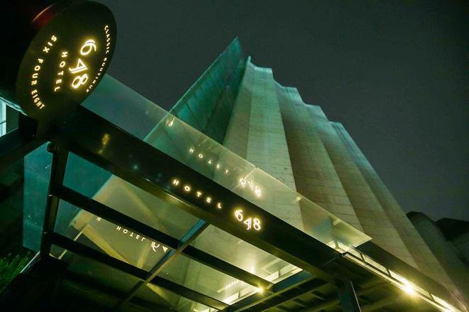 648飯店 - 首爾 - 建築