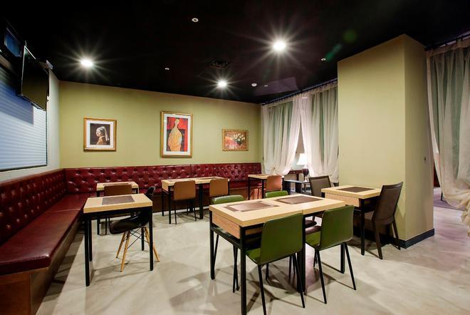 648飯店 - 首爾 - 餐廳