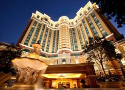 Four Seasons Hotel Macao at Cotai Strip - Macao - Byggnad
