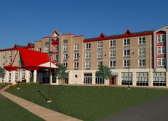 Future Inns Halifax - Halifax - Κτίριο