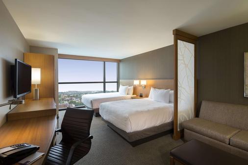 華盛頓哥倫比亞特區凱悅嘉軒酒店/美國國會大廈 - 華盛頓 - 華盛頓 - 臥室