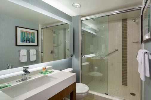 華盛頓哥倫比亞特區凱悅嘉軒酒店/美國國會大廈 - 華盛頓 - 華盛頓 - 浴室