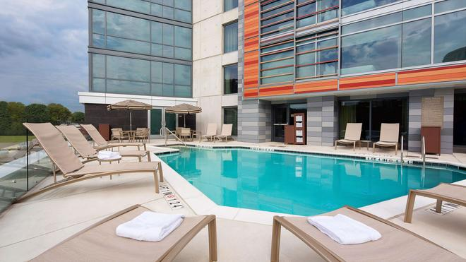 Hyatt Place Washington DC/US Capitol - Washington - Pool