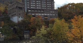 Hotel Sankeien - Sapporo - Bâtiment