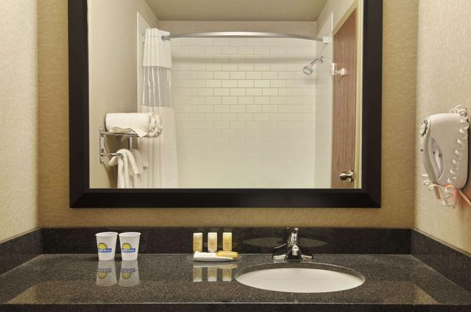 Days Inn by Wyndham Regina Airport West - Regina - Kylpyhuone