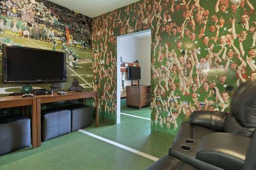 Days Inn by Wyndham Regina Airport West - Regina - Phòng ngủ