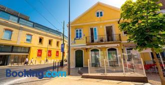 Swisslisbon Guest House - Lisboa - Bygning