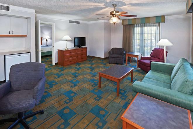 La Quinta Inn Austin Oltorf - Austin - Olohuone