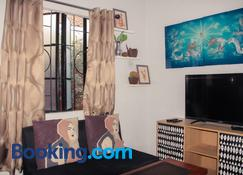 Apartment near Malls - General Santos - Wohnzimmer