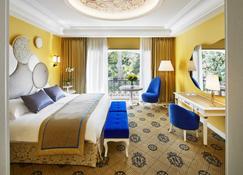 Hotel Le Negresco - ניס - חדר שינה