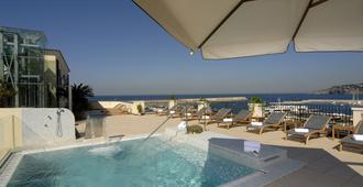 Hotel Villa Carolina - Forio - Bể bơi