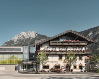 Hotel Wirtshaus Sattlerwirt - Еббс - Будівля