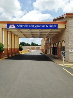 Americas Best Value Inn Texarkana - Texarkana - Rakennus