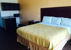 Americas Best Value Inn Texarkana - Texarkana - Makuuhuone
