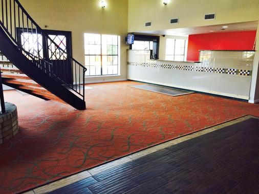 Americas Best Value Inn Texarkana - Texarkana - Vastaanotto