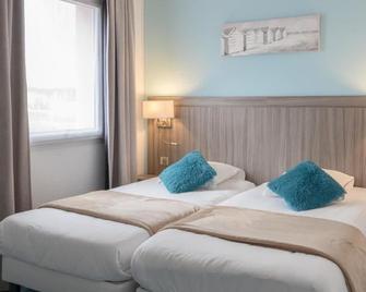Hôtel Eden - Neufchateau - Slaapkamer