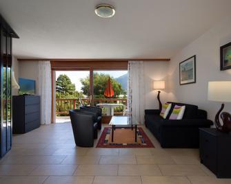 Saillon Evasion Romarins 630 - Saillon - Living room