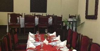 New Ambassador Hotel - Harare