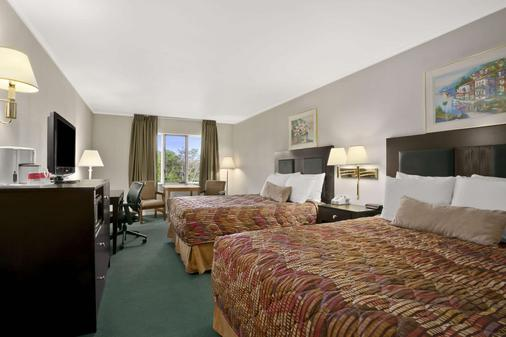 Ramada by Wyndham Washington - Washington - Schlafzimmer