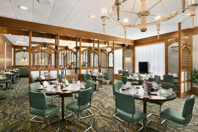 賓州華盛頓華美達酒店 - 華盛頓 - 華盛頓(賓夕法尼亞州) - 餐廳