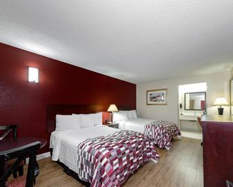 Red Roof Inn Ellenton - Bradenton NE - Ellenton - Ložnice