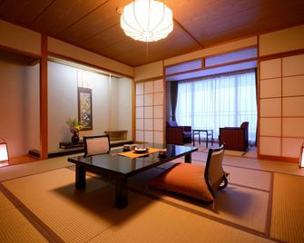Hotel Grand Mer Sankaiso - Ajigasawa - Essbereich